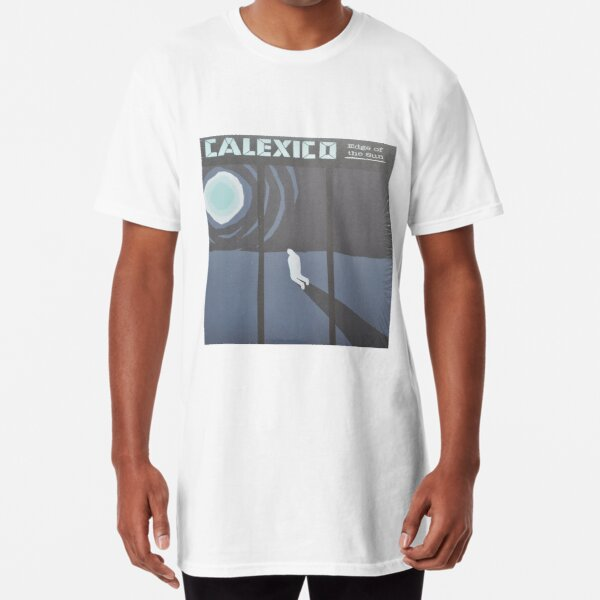Calexico Edge of the sun LP Sleeve artwork fan art Long T-Shirt