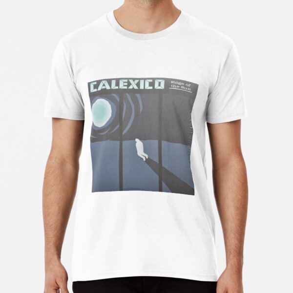Calexico Edge of the sun LP Sleeve artwork fan art Premium T-Shirt