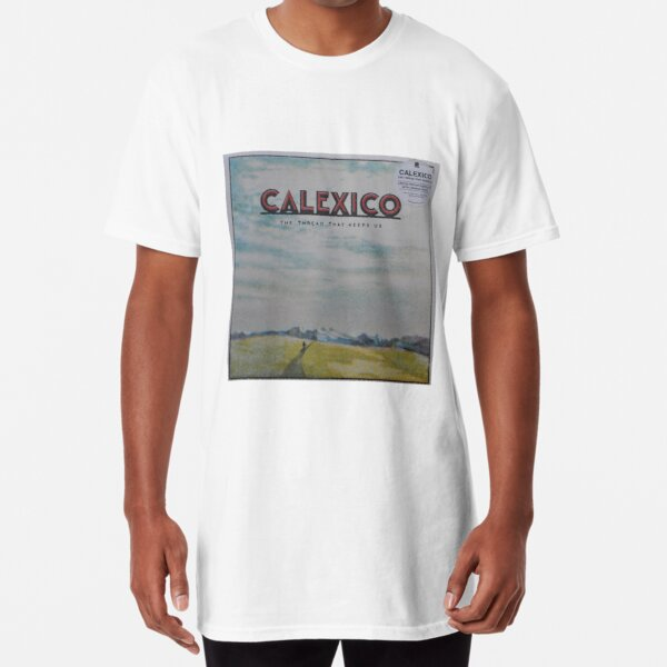 Calexico - The thread that keeps us LP Sleeve artwork Fan art Long T-Shirt