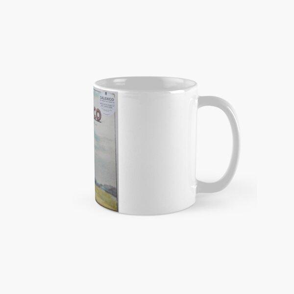 Calexico - The thread that keeps us LP Sleeve artwork Fan art Classic Mug