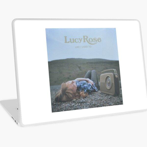 Lucy Rose - like i used to LP Sleeve artwork Fan art Laptop Skin