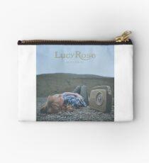 Lucy Rose - like i used to LP Sleeve artwork Fan art Zipper Pouch