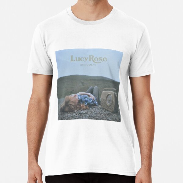 Lucy Rose - like i used to LP Sleeve artwork Fan art Premium T-Shirt