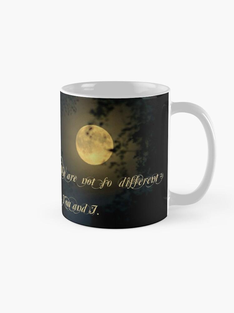 Alternate view of You and I  Mug