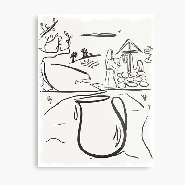 Jacobs Well ~ By Ernie Kasper Metal Print