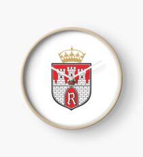 Coat of arms of Radom, Poland Clock