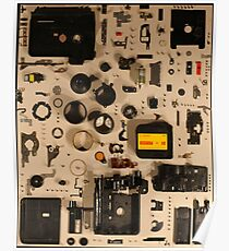 Canon Video Camera Poster