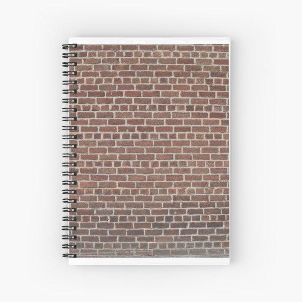 Bricks 2 Spiral Notebook
