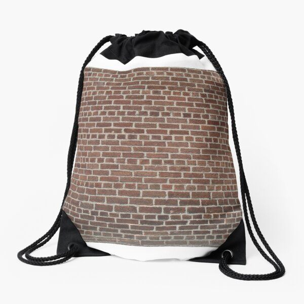 Bricks 2 Drawstring Bag