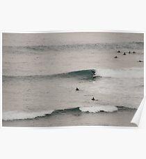 Surfin' Flinders Poster