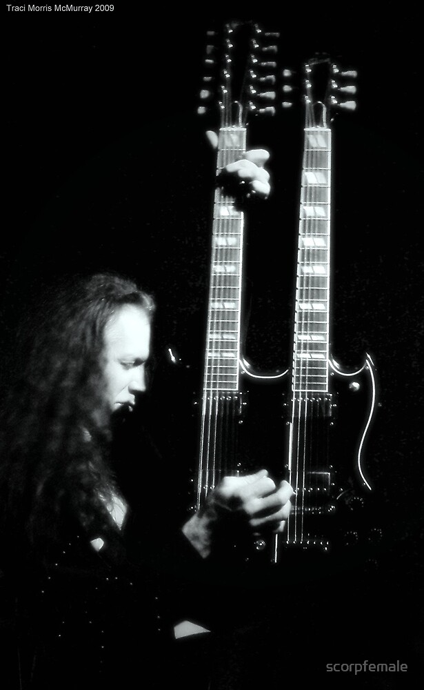 Tribute to Jimmy Page by scorpfemale