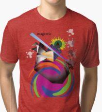 magestic Tri-blend T-Shirt