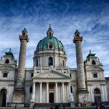 St. Charles Church Vienna by sbosic