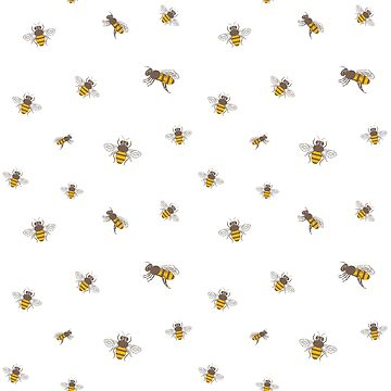 Honeybee pattern by natakuprova