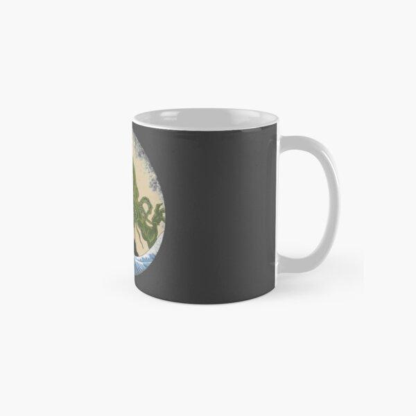 Hokusai Cthulhu Classic Mug