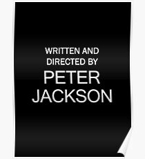 Written and Directed by Peter Jackson Poster