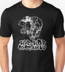 Hip Hop Opotamus (Inverted) T-Shirt