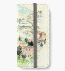 Granada · Vista del Albaicín al amanecer Funda o vinilo para iPhone