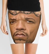 Ice T & Ice Cube Mini Skirt