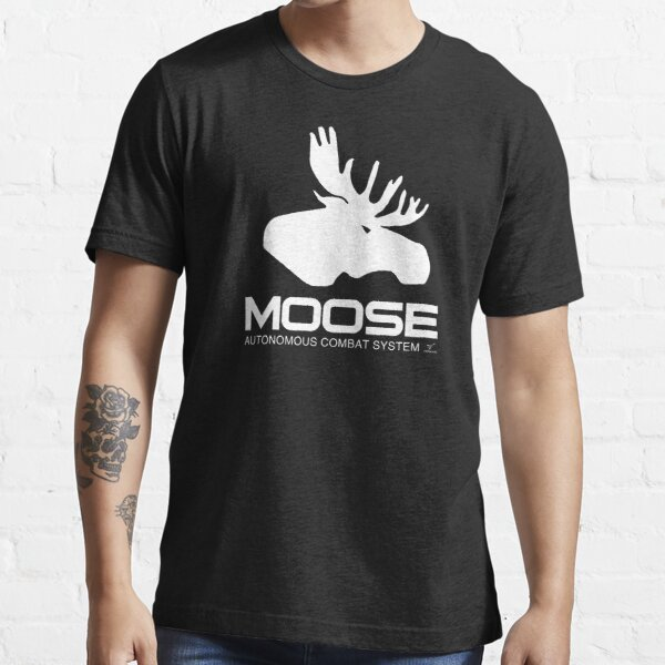 Project Moose prototype - Chappie Essential T-Shirt