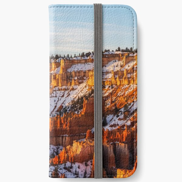 Bryce Canyon iPhone Wallet