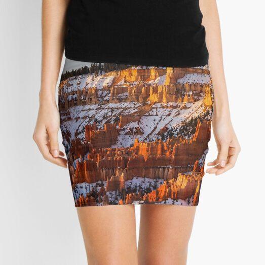 Bryce Canyon Mini Skirt