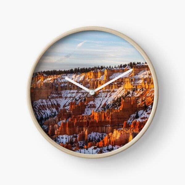 Bryce Canyon Clock