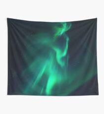 Aurora Borealis Wandbehang