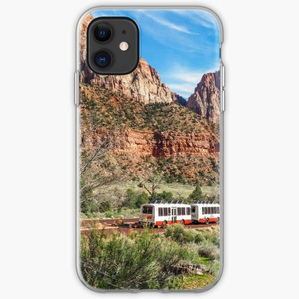 Zion National Park iPhone Soft Case