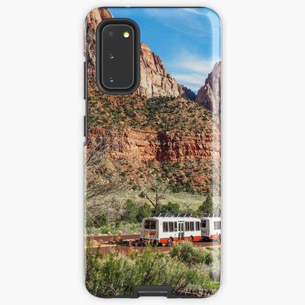 Zion National Park Samsung Galaxy Tough Case