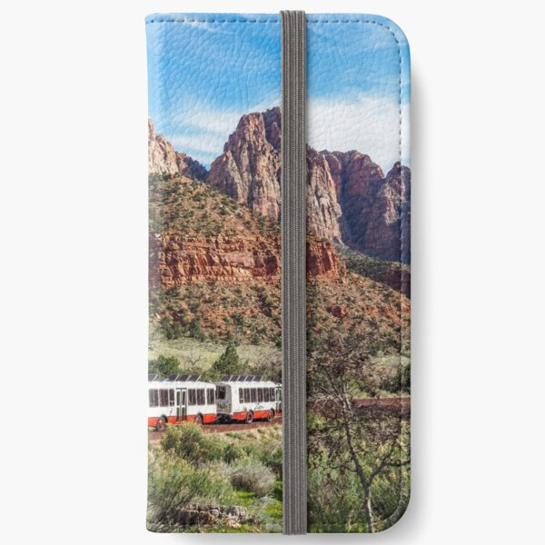Zion National Park iPhone Wallet