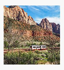 Zion National Park Photographic Print