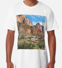 Zion National Park Long T-Shirt