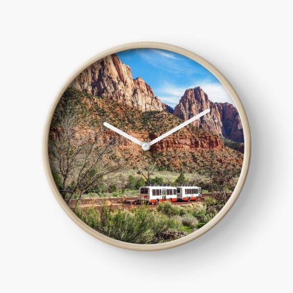 Zion National Park Clock