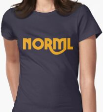 NORML Women's Fitted T-Shirt