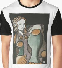 female figure Graphic T-Shirt