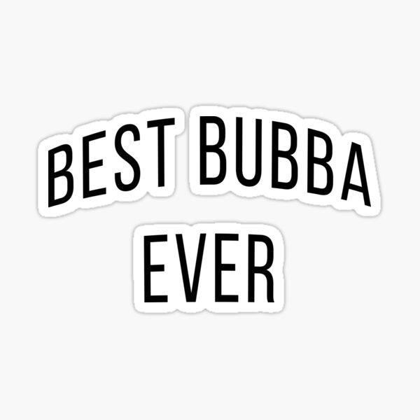 Bubba Sticker