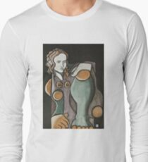 female figure Long Sleeve T-Shirt