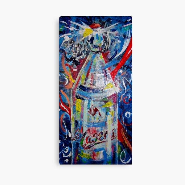 La Casera Canvas Print