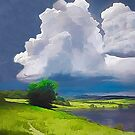 Painted Clouds by Walter Colvin