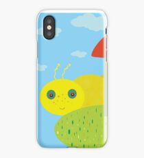 Caterpillar iPhone Case