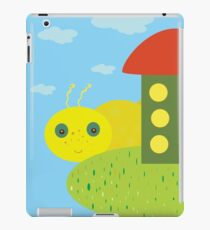 Caterpillar iPad Case/Skin