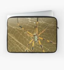 Writing Spiders Laptop Sleeve