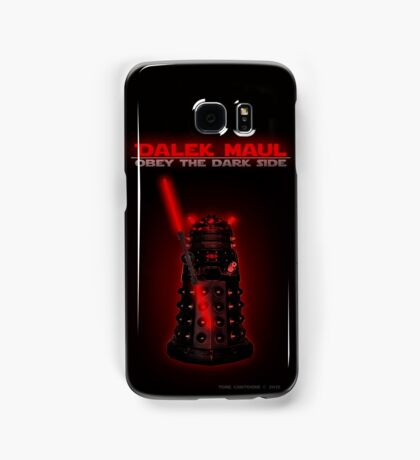 Dalek Maul Samsung Galaxy Case/Skin