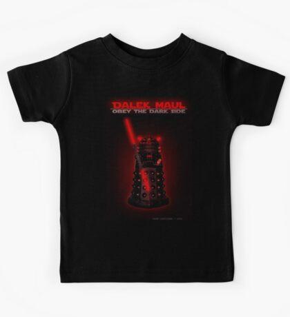 Dalek Maul Kids Clothes
