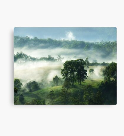 """Morning Fresh"" Canvas Print"