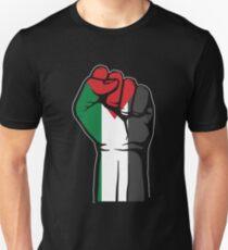 Free Palestine fight revolution Unisex T-Shirt