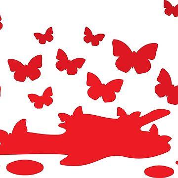 Butterflies  by Conradz