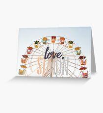 Love, Simon // lgbt Greeting Card