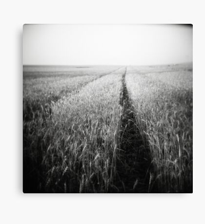 emptiness of timeless Canvas Print